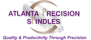 Atlanta Precision Spindles Logo